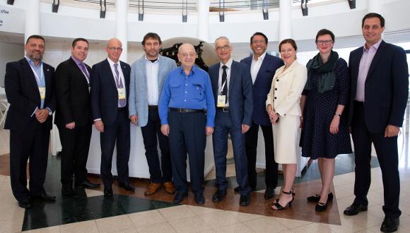 First Bi-annual International Workshop of Zimin Institute