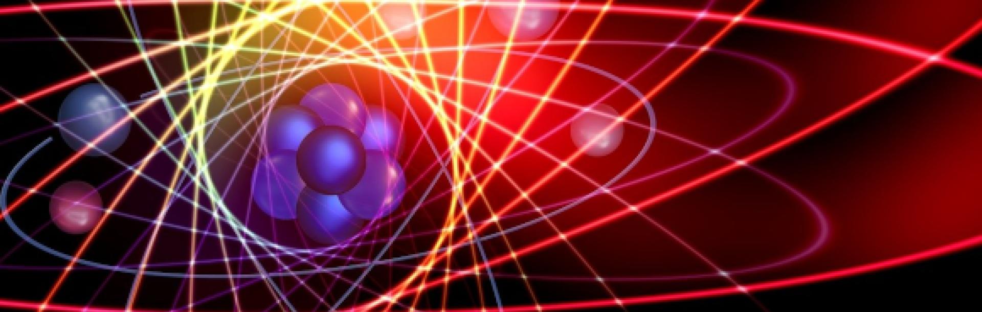Quantum mechanics affects light emission